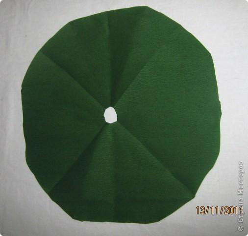 Мастер-класс, Свит-дизайн: МК елочки из конфет Новый год. Фото 7