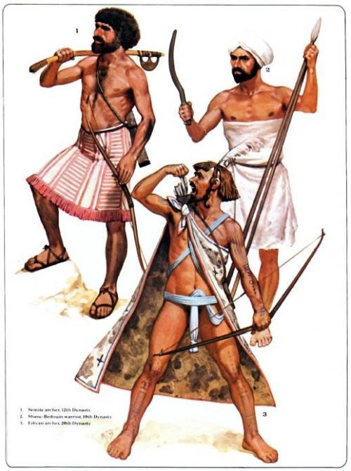 Топор в Древнем Египте