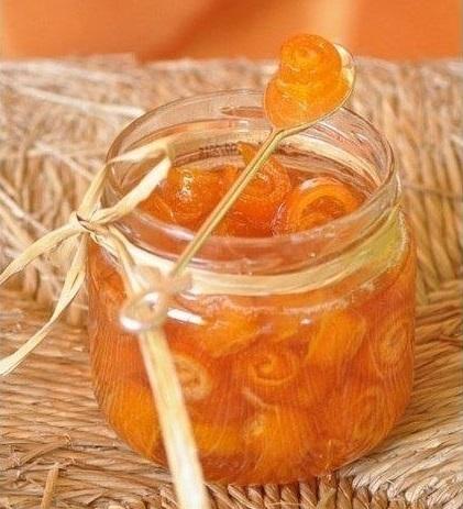 Варенье из апельсиновых корок. Идея!