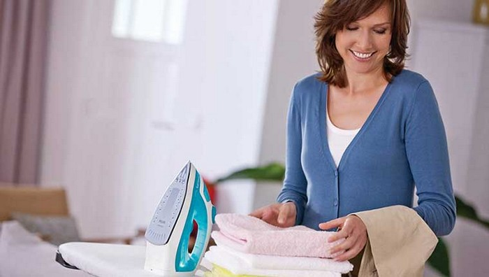 Хозяйке на заметку: как избежать ошибок при глажке белья