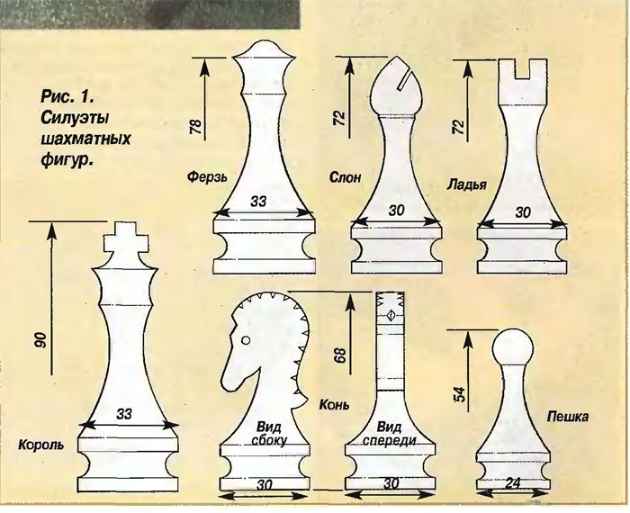 Фото шахмат своими руками 679