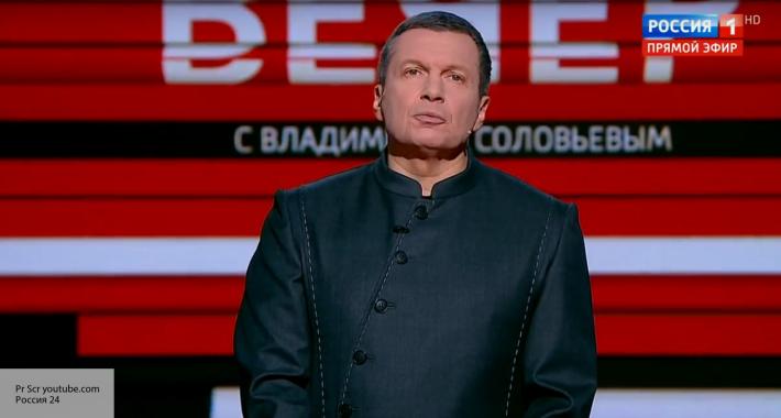 Владимир Соловьев напомнил о войне обвинившему Россию в агрессивности Феликсу Шультессу