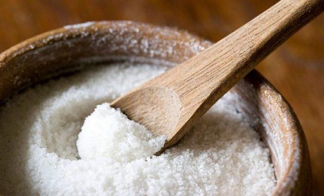 Соль — простое средство для …