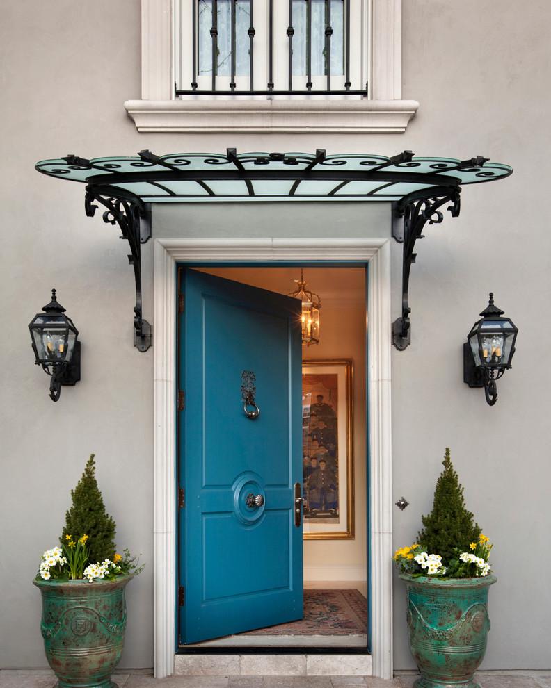 Входная дверь: создаём неизгладимое первое впечатление