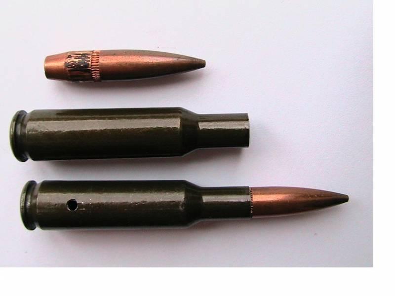 Перспективные патроны для нарезного оружия