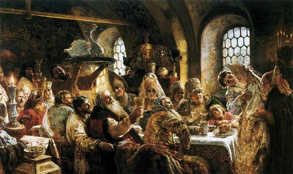 10 забытых блюд русской кухни