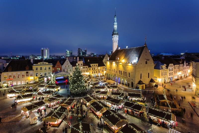 Вы находитеcь в Эстонии, если жизнь, люди, эстония