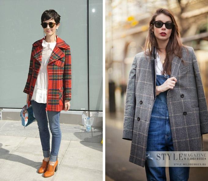 Пальто-жакет: модная классика