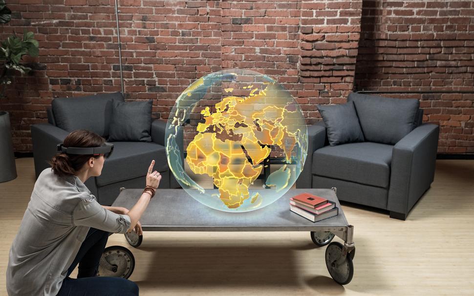 Смешанная реальность — будущее вычислительной техники?