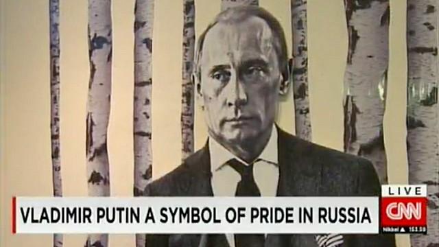 CNN: Путин - символ национальной гордости для России