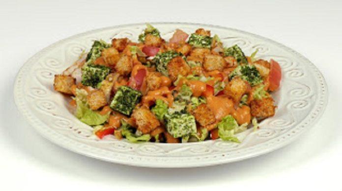 Самый оригинальный салат без майонеза: «Адам и Ева»