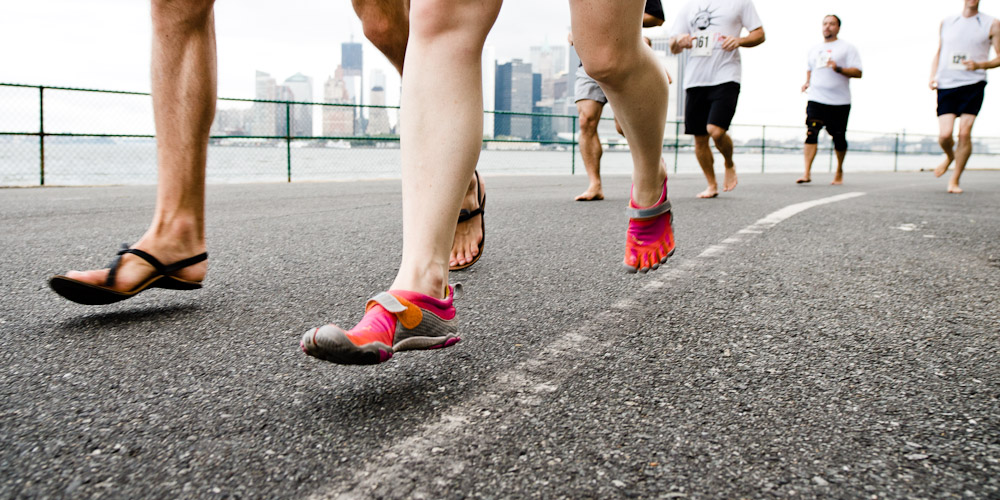 The barefoot running craze: Bogus fad or brilliant way to achieve health?