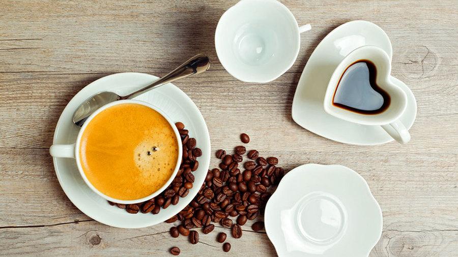 Сырный кофе с перцем