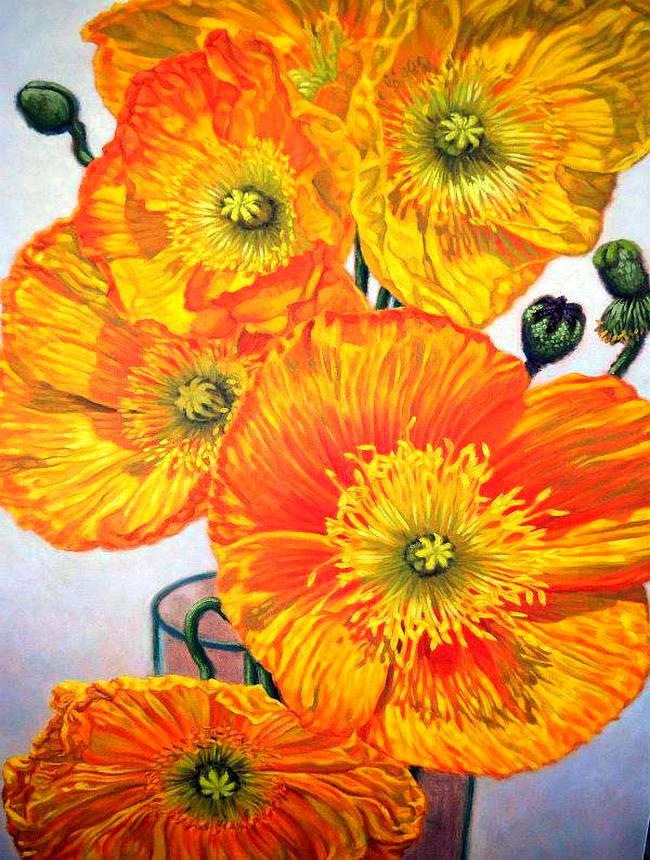 Цветочное великолепие Fiona Craig