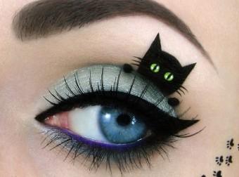 Необычные коты или макияж от…