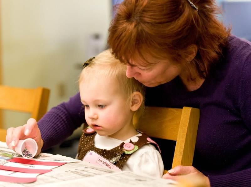 Моя воспитательница — звезда любви, доброты и радости
