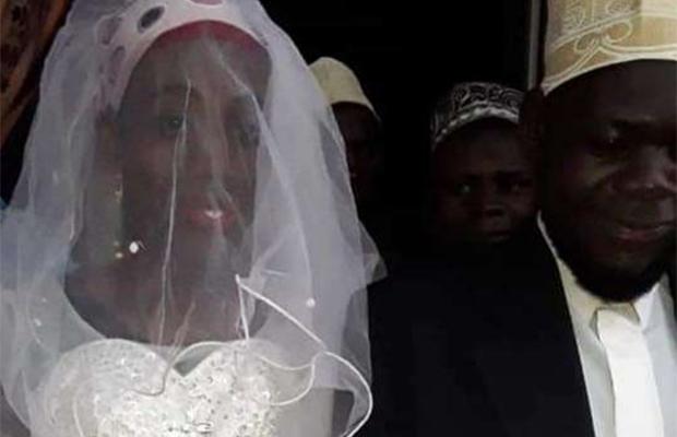 Посмешище, Имам из Уганды позарился на молоденькую «девчонку»