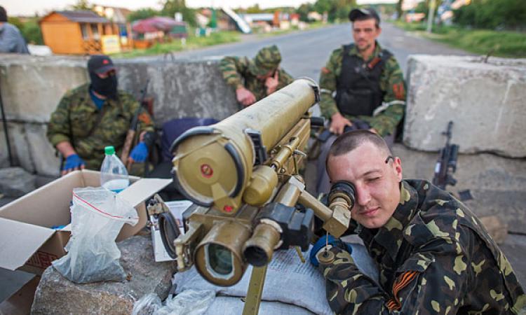 ТОП Сводка боевых действий от сил Сопротивления на 23:20 мск 29 августа 2014