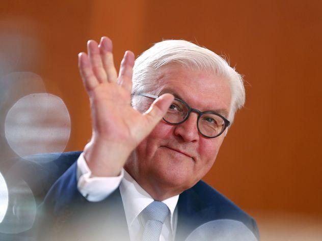 Новым президентом Германии стал сторонник хороших отношений с Россией