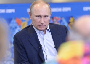 В.Путин: Людям с нетрадиционной ориентацией в Сочи опасность не грозит