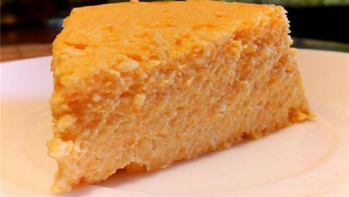 Диетические десерты из творога: суфле с яблоком и морковью