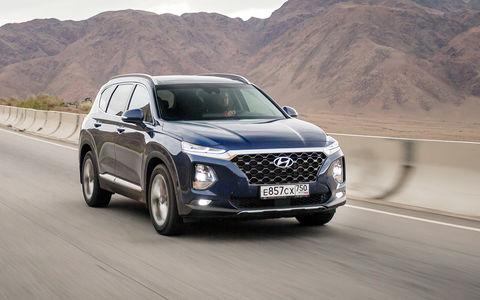 Hyundai Santa Fe: 5 плюсов и 2 особенности, которые нужно учесть перед покупкой
