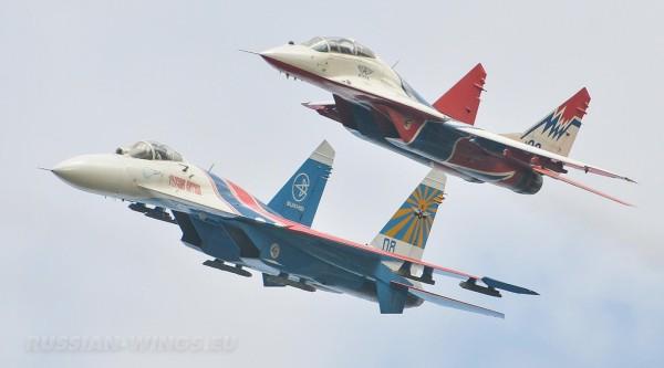 """""""МиГ"""" и """"Сухой"""" объединят в дивизион боевой авиации в 2019 году"""