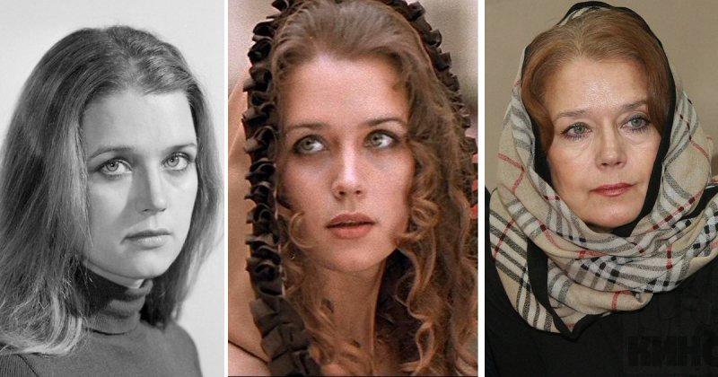 Как менялась Ирина Алферова за 40 лет на экране