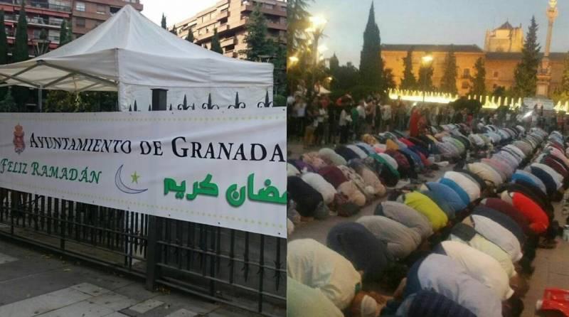 В Испании после терактов начались нападения на мечети