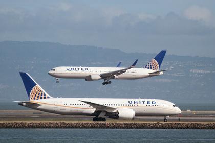 United Airlines приостановила полеты из-за компьютерного сбоя