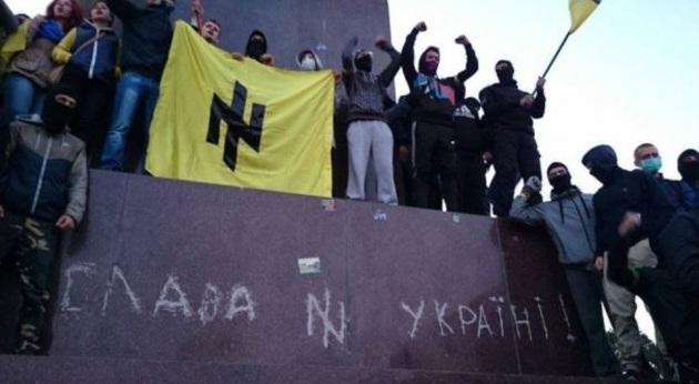 """Бывший """"узник болотного дела"""" рассказал о фашизме на Украине"""
