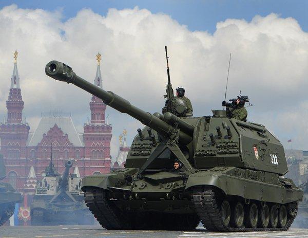 Западные СМИ обеспокоены: «У русских скоро появятся новые большие пушки»