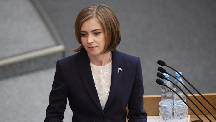 Поклонская: Готова встретить Чубарова в Крыму, пусть приезжает с соучастниками