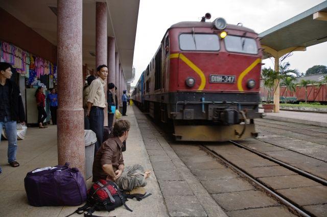 Россия рассматривает возможность запуска поезда во Вьетнам