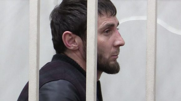 Дадаев признан виновным в уб…