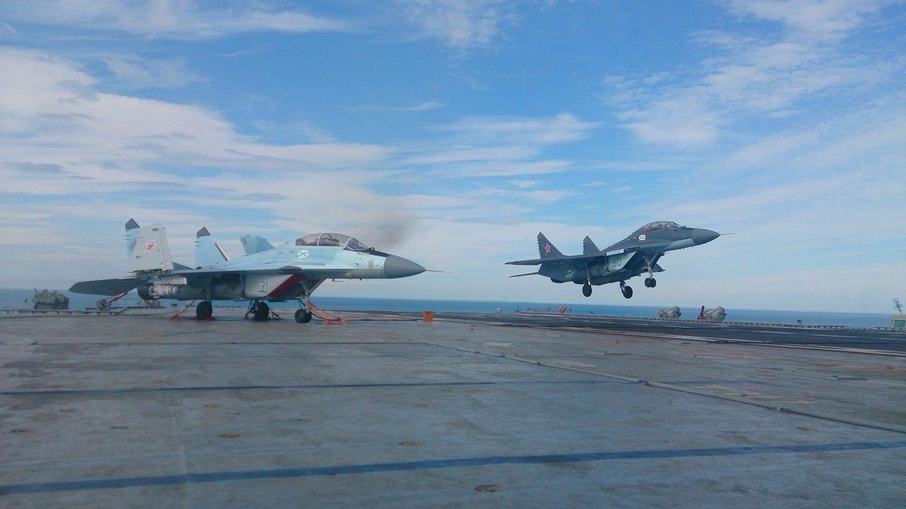 Корейский сюрприз. Как пилоты CШA избегают встреч в русскими МИГами