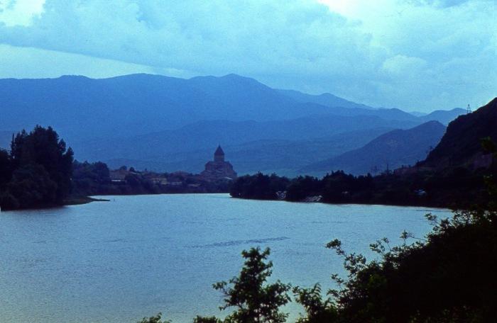 Древняя столица Грузии Мцхета – святое место для каждого грузина.