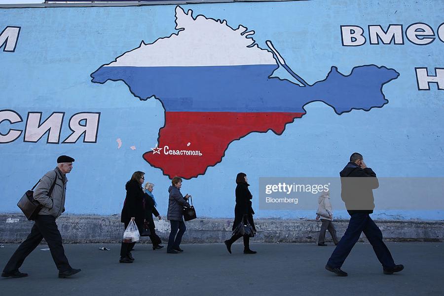 О времени, когда США признают Крым российским