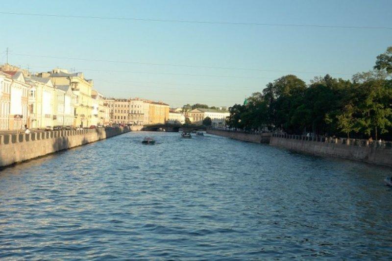 река фонтанка как начиналась