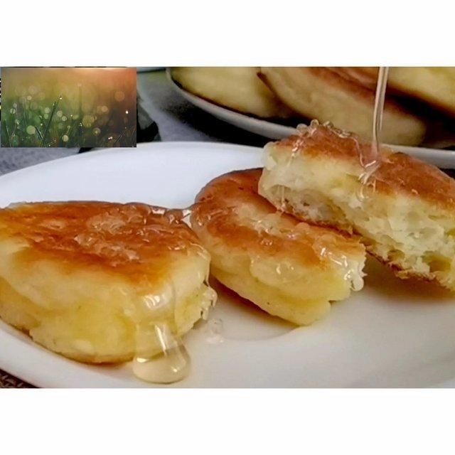 Фото к рецепту: Пышные сырники