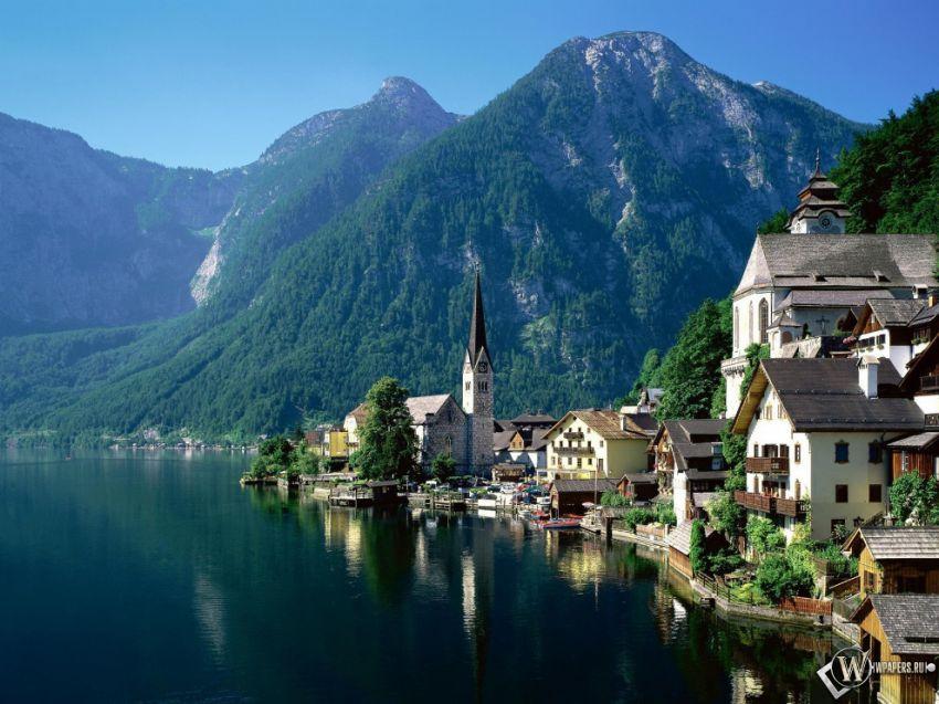 Другая Европа. Города, где стоит побывать европа, фото