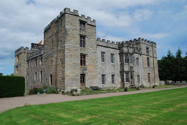Замок Чиллингем, Англия