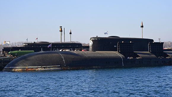 Российские подлодки напугали эскадру НАТО