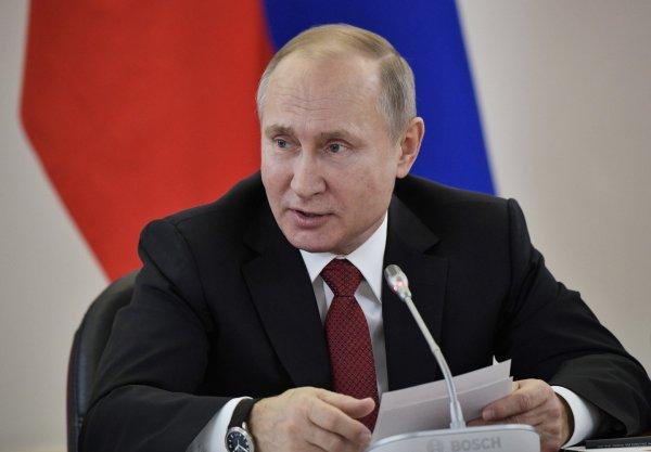 Владимир Путин о российской экономике: «У нас настрой очень серьезный»