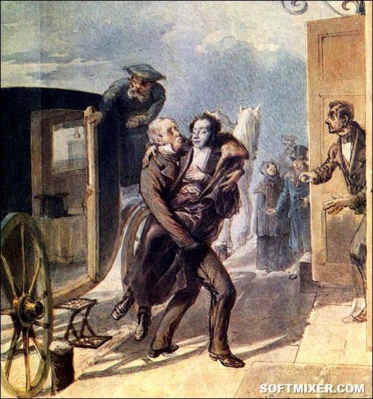 пушкин знаком с далем