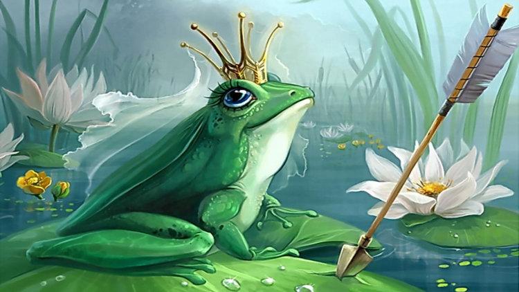 «Логичная лягушка» тренирует пространственное мышление