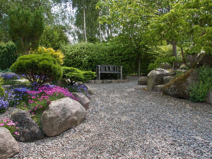 Ландшафтный дизайн: каменная сказка у вас на участке