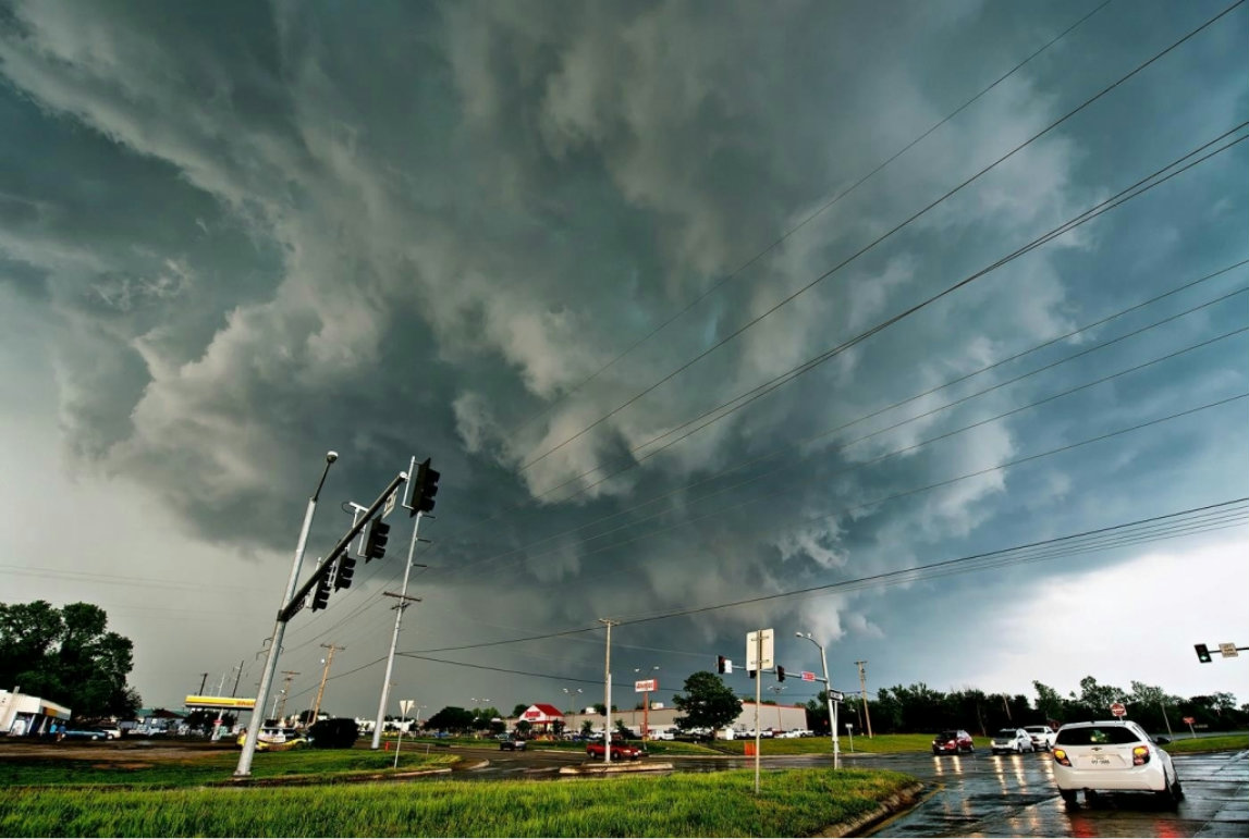 oaklahoma tornado At least two people were killed in oklahoma monday as tornadoes spawned by a strong series of storms hit the great plains, destroying homes, overturning vehicles and stripping the bark from trees.