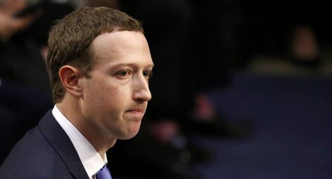 Цукерберг: Facebook принял оперативные меры для пресечения действий России