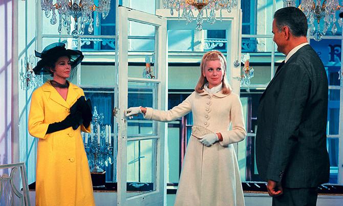 Французская актриса Катрин Денёв 20 век, актрисы, кино